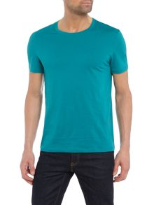 Hugo Boss Tiburt 33 liquid logo t-shirt