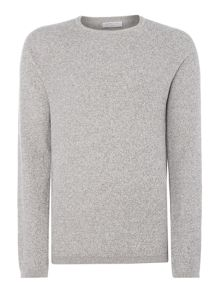Selected Homme Crew-Neck Knitted Jumper