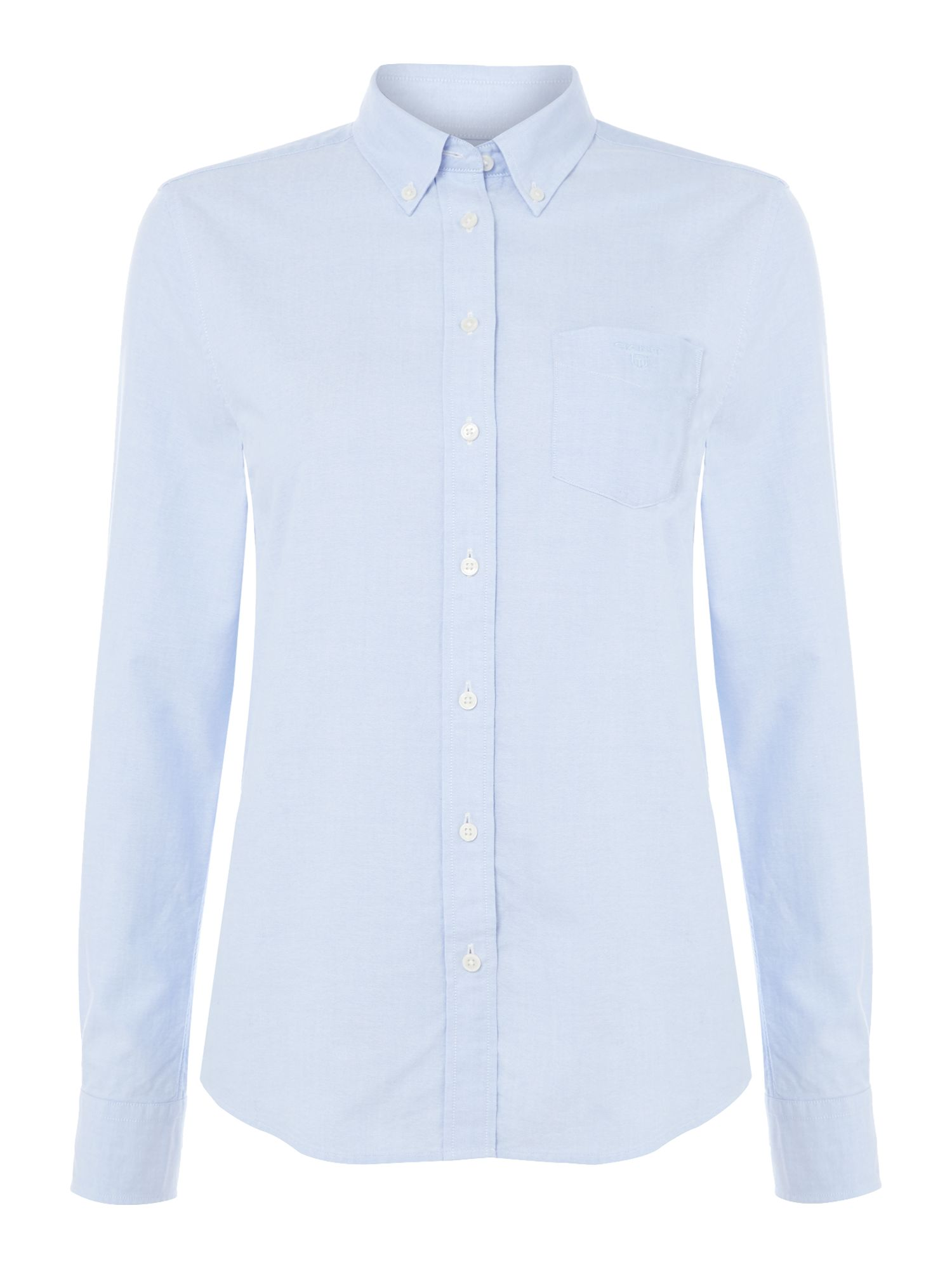 Gant Perfect oxford shirt, Blue