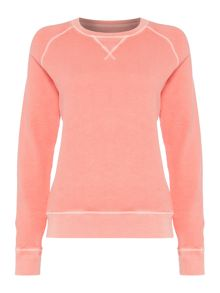 Gant Sunbleached crew neck sweater