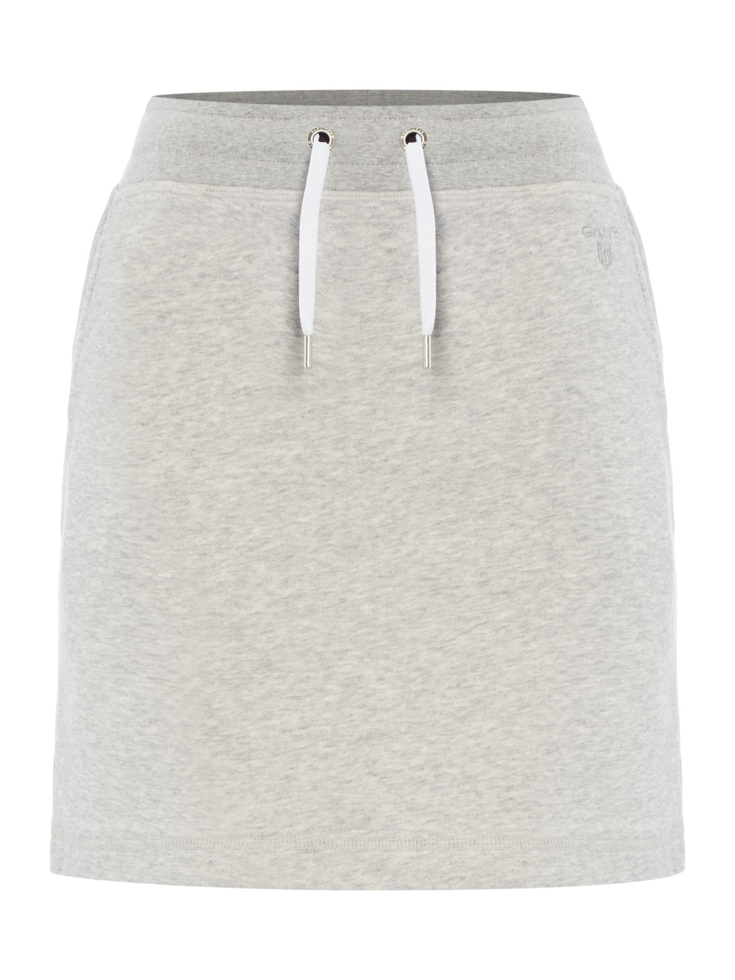 Gant Sweat skirt, Light Grey