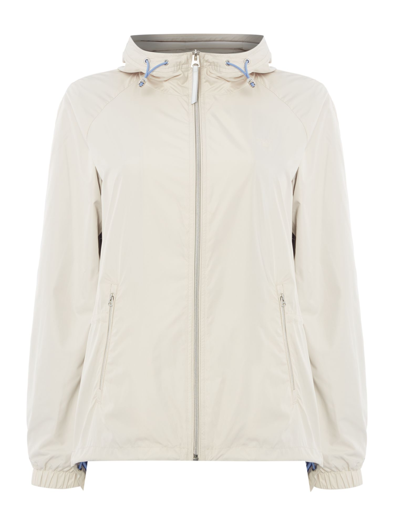 Gant Windbreaker jacket, Light Grey