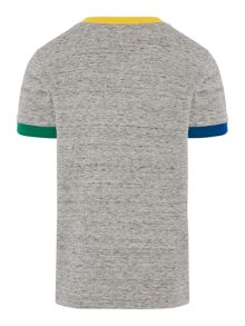 Lacoste Boys Contrast Trim Pocket T-Shirt