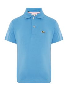 Lacoste Boys Jersey Cotton Polo Shirt