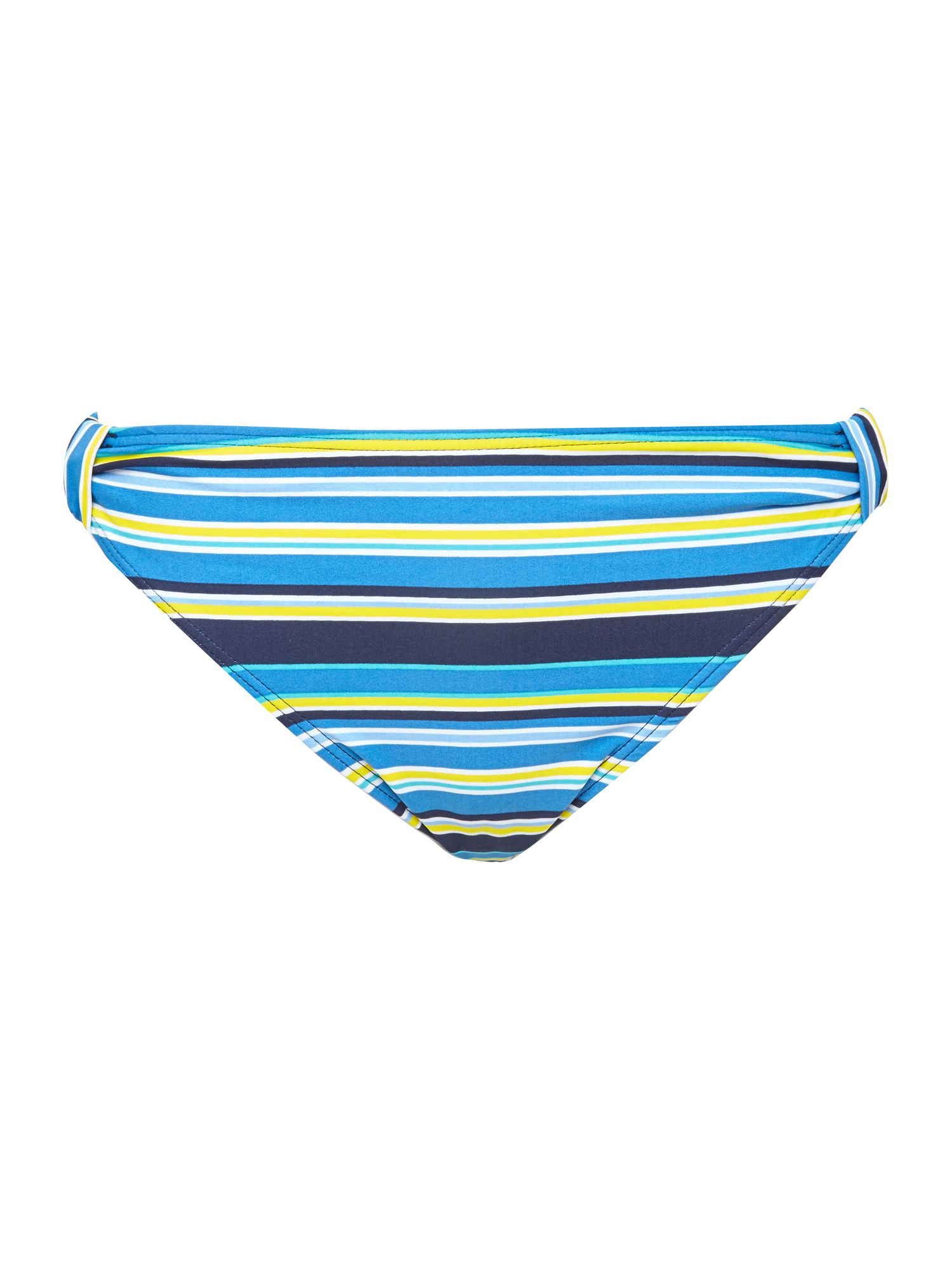 Dickins & Jones Stripe bikini bried, Yellow