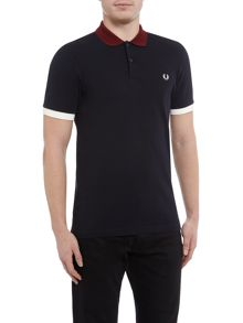Fred Perry Colour block short sleeve polo