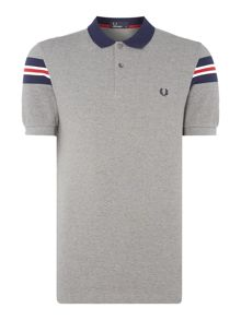 Fred Perry Tramline short sleeve polo