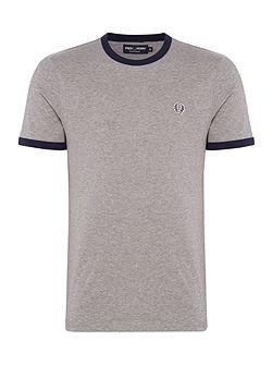 Ringer short sleeve t-shirt