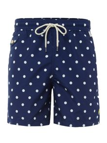 Polo Ralph Lauren Polka Dot Swim Short