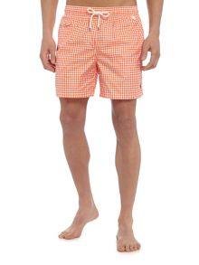 Polo Ralph Lauren Gingham Swim Short