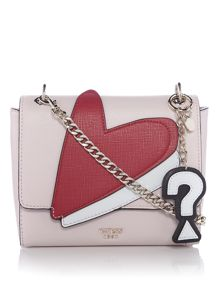 Guess Pin pop up cross body bag