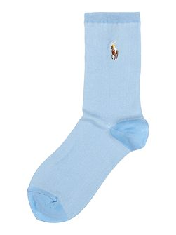 Oxford Trouser Ankle Sock