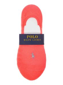 Polo Ralph Lauren Sneaker Liner 3 Pack Socks