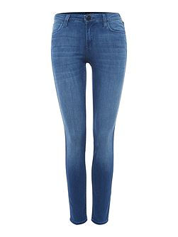 Scarlett skinny jean in worn pacific