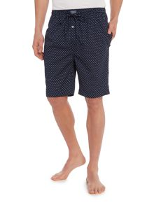 Polo Ralph Lauren Dot Print Sleep Shorts