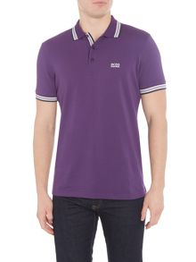Hugo Boss Paddy regular fit logo polo shirt