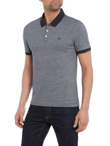 Original Penguin Stripe Short-Sleeve Polo-Shirt