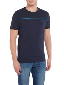 Original Penguin Contrast-Panel Short-Sleeve T-shirt