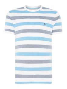 Original Penguin Colour Block Short-Sleeve T-shirt