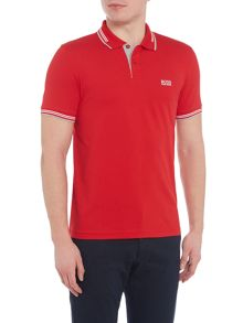 Hugo Boss Paul slim fit logo polo shirt