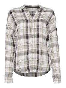 Maison De Nimes Canyon Check Shirt