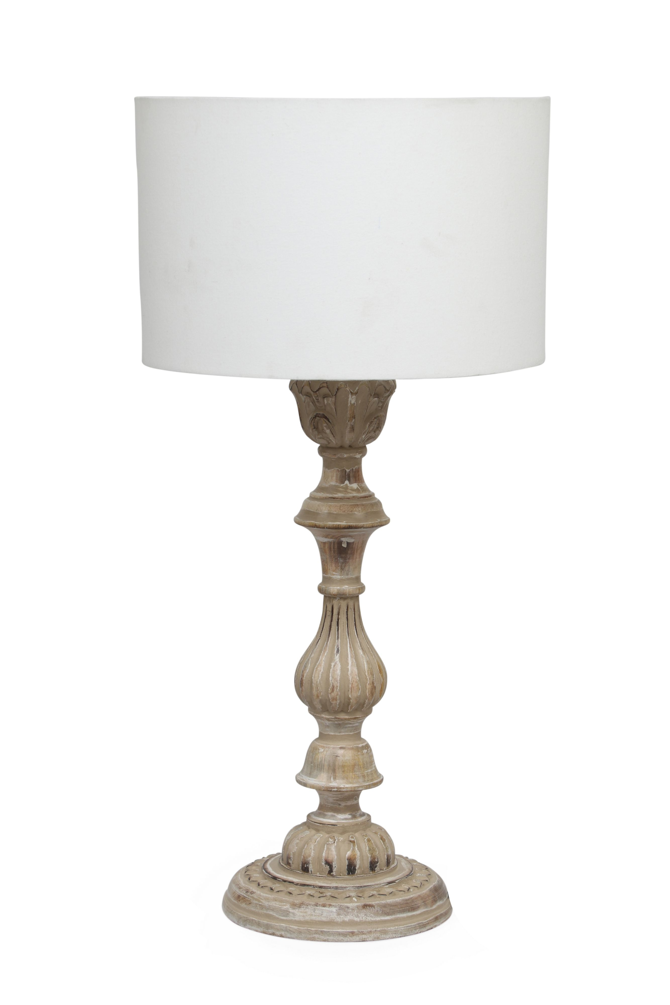 Junipa maya wood table lamp bluewater 11000 geotapseo Image collections