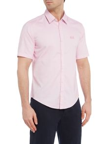 Hugo Boss C-busterino short sleeve dobby shirt