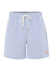 Polo Ralph Lauren Seersucker Stripe Swimshort
