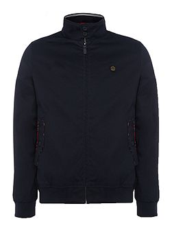 Casual Full Zip Harrington Fifty Jacket