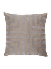 Casa Couture Cammeo embroidered cushion