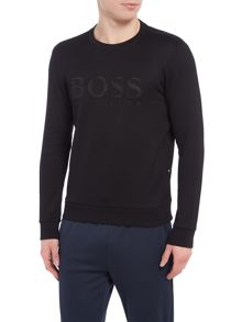 Hugo Boss Salbo Crew Neck Sweat Top