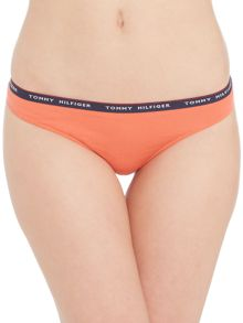 Tommy Hilfiger Lara Lace 3 Pack Thong