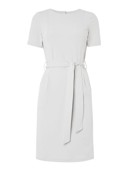 Therapy Zelda blush tire front dress