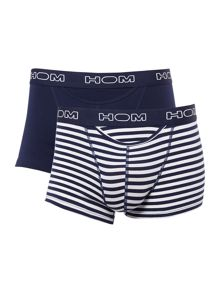 Hom 2 Pack HO1 Stripe and Plain Trunks