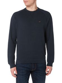 Barbour 1894 Sims crew neck sweat