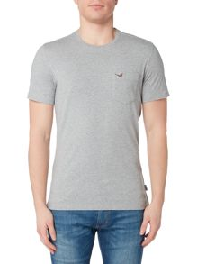 Barbour 1894 Preston pocket t-shirt