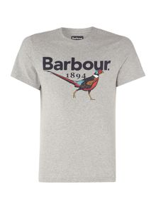 Barbour 1894 Pheasant short sleeve t-shirt