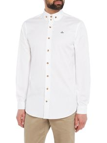 Vivienne Westwood Two button oxford shirt