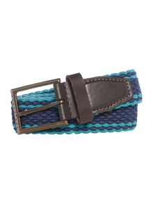 Ted Baker Two Colour Elastic Belt