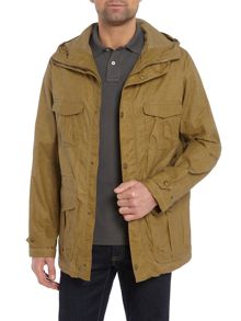 Barbour Dry hoy wax coat