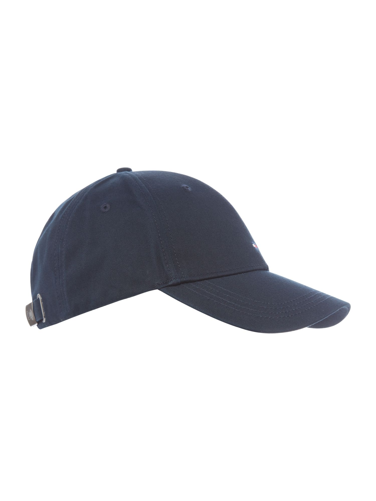 Tommy hilfiger classic flag logo cap blue octer for Quality classic house of fraser