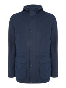 Barbour Downpour waterproof coat