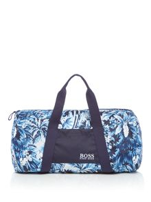 Hugo Boss Swim Print Duffle Bag