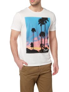 Jack & Jones Graphic Short-Sleeve Cotton T-shirt