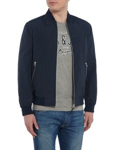 Jack & Jones Zip-Through Bomber Jacket