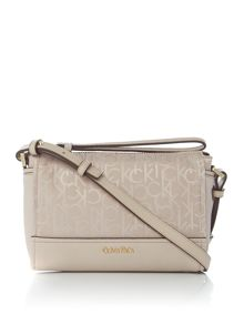 Calvin Klein Marina small crossbody bag