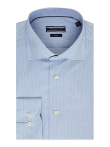 Tommy Hilfiger Jak stripe tailored shirt