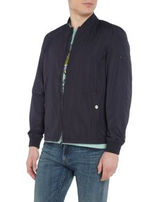 Barbour Lightweight raceway zip through bomber jacket