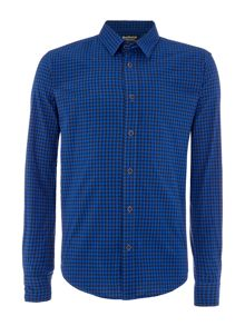 Barbour Miller long sleeve gingham shirt