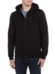 Barbour Race logo arm hoody